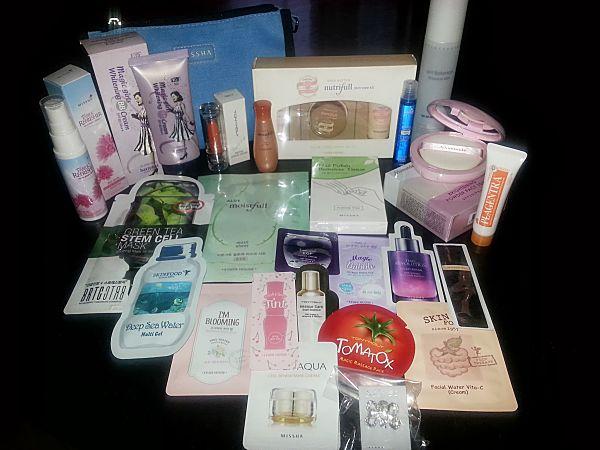 cosmetica-coreana-rose-secret-box