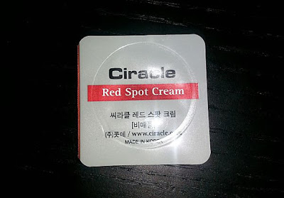ciracle-red-spot-cream