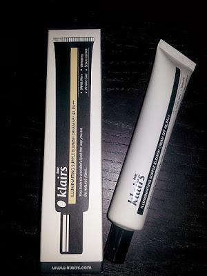 klairs-illuminating-supple-blemish-cream