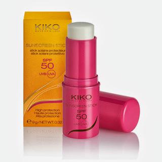 Kiko Make Up Milano: Sunscreen Stick SPF 50
