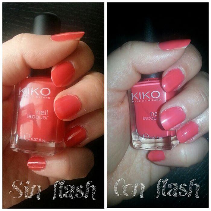 Kiko Makeup: Esmalte de Uñas Mango