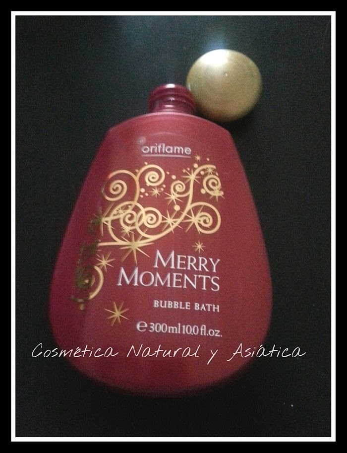 espuma-baño-merry-moments-oriflame