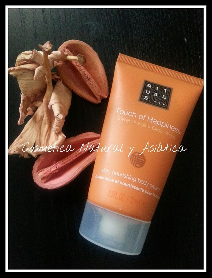 Rituals: Honey Touch of Happiness Details Rich, Nourishing Body Cream