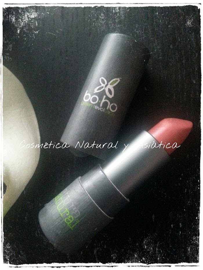 Boho Cosmetics: Barra de labios Capucine