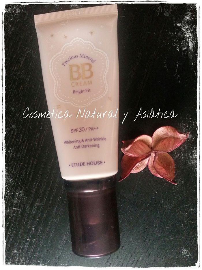 Etude House: Precious Minerals Bright Fit BB Cream