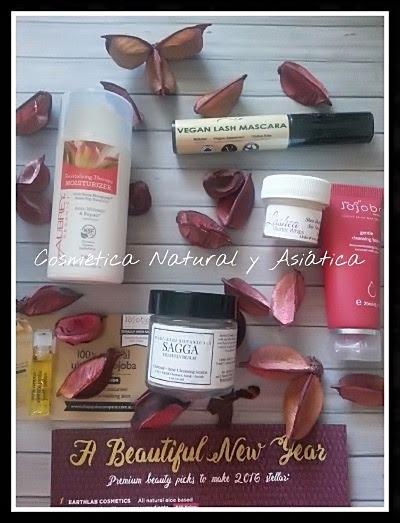 January Vegan Cuts Beauty Box
