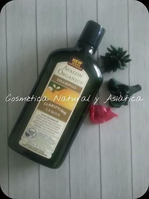 Avalon Organics: Clarifying Lemon Shampoo
