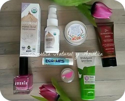 April 2016 Vegan Cuts Beauty Box