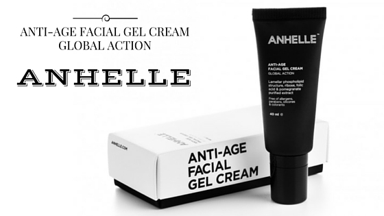 Anhelle: Anti-Age Facial Gel Cream Global Action