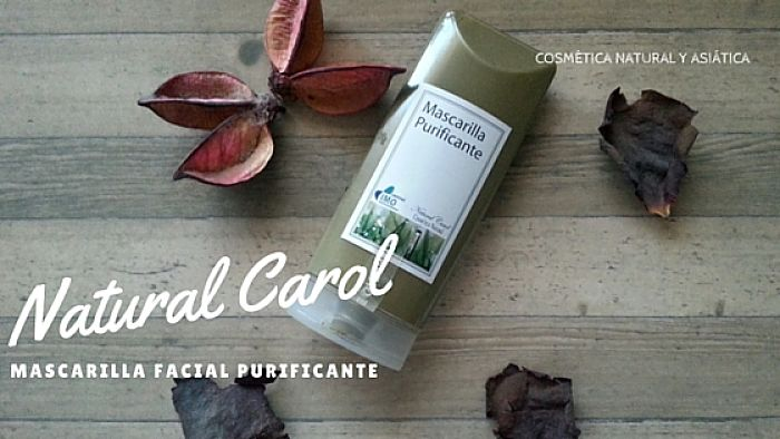 Natural Carol: Mascarilla Purificante