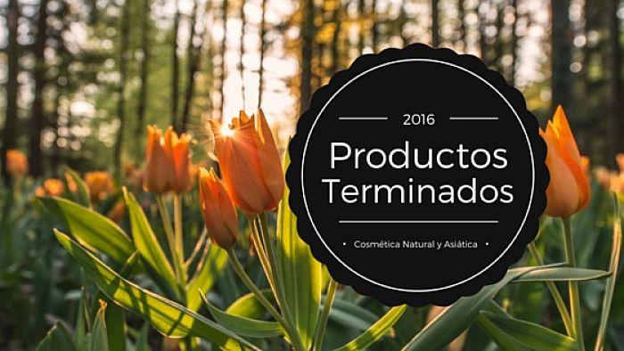 2016 Productos Terminados II
