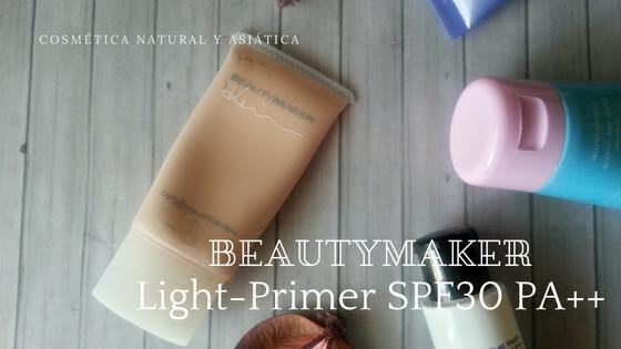 BeautyMaker: Light-Primer SPF30 PA++