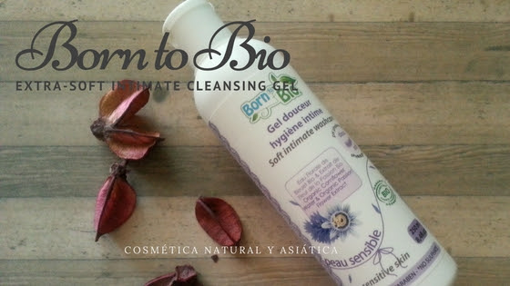 Born to Bio: Extra-Soft Intimate Cleansing Gel