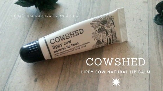 Cowshed: Lippy Cow Natural Lip Balm
