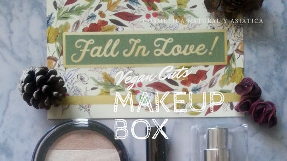 Autumn Vegan Cuts Makeup Box