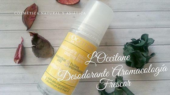L'Occitane: Desodorante Aromacología Frescor