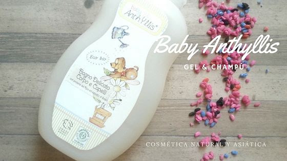 Baby Anthyllis: Gel & Champú