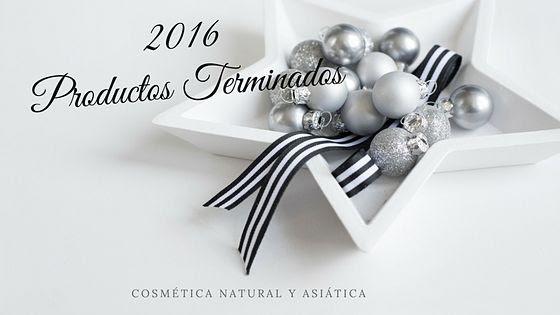 Productos Terminados 2016 IV