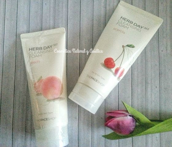 the-face-shop-herb-day-365-cleansing-foam