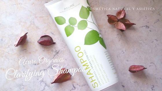 Acure Organics: Clarifying Shampoo