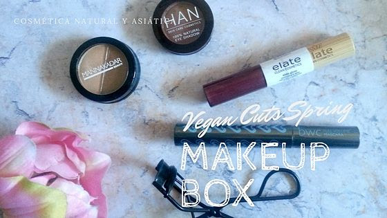 Spring Vegan Cuts Makeup Box