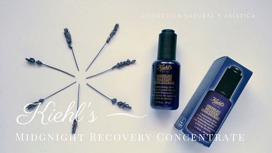 Kiehl's: Midgnight Recovery Concentrate