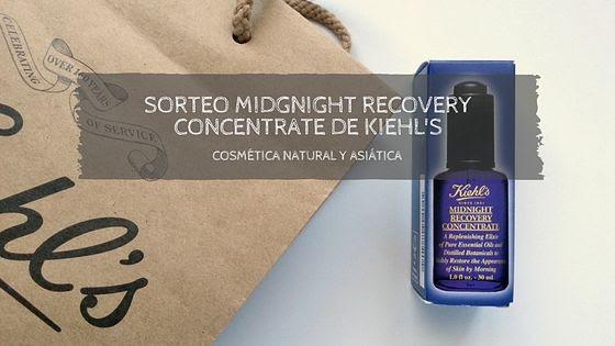 sorteo-kiehls-midnight-recovery-concentrate-portada