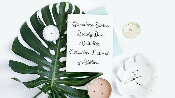 ganadora-sorteo-beauty-box-minitallas-cosmetica-natural-y-asiatica