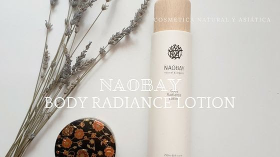 Naobay: Body Radiance Lotion
