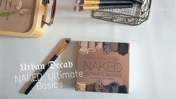Urban Decay: Naked Ultimate Basics y descuentazo con el FRIENDS & FANATICS