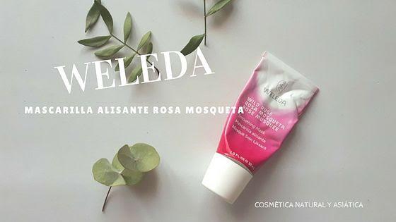 Weleda: Mascarilla Alisante Rosa Mosqueta