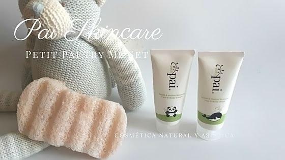 Pai Skincare: Petit Pai Try Me Set