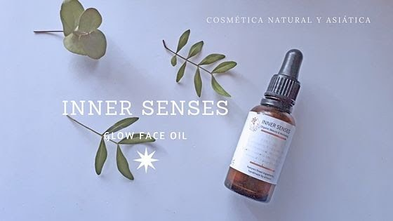 Inner Senses: Glow Face Oil