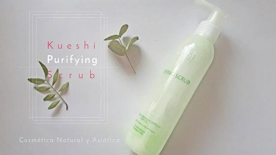Kueshi: Purifying Scrub – Gel Exfoliante Facial