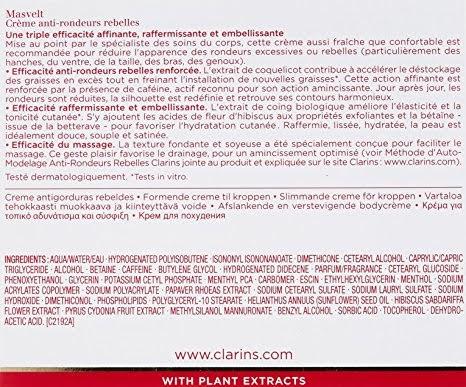 clarins-crema-masvelt-ingredientes