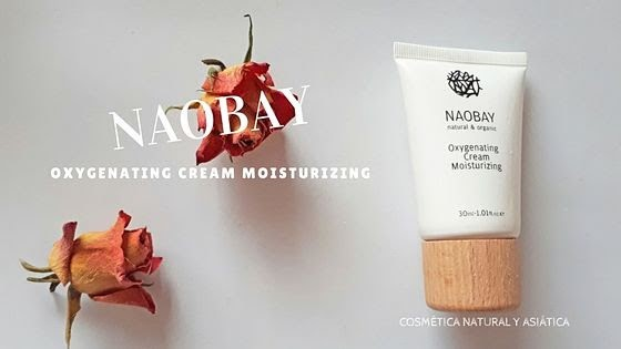 Naobay: Oxygenating Cream Moisturizing