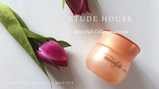 Etude House: Moistfull Collagen Cream