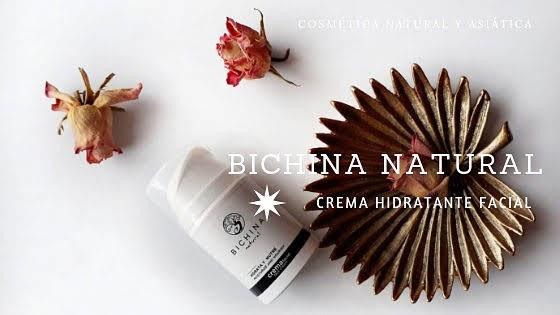Bichina Natural: Crema Hidratante Facial