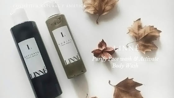 LINNÉ: Purify Face wash & Activate Body Wash